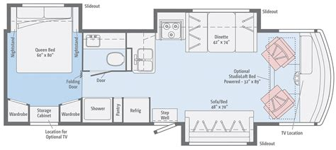 vista floor plans winnebago vista rv dealer washingtons rv dealer selling