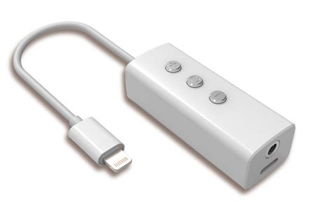 iphone dongle the dongle you ll need to make headphones iphone 7 ready