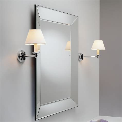 bathroom wall light polished chrome astro grosvenor polished chrome bathroom wall light at uk