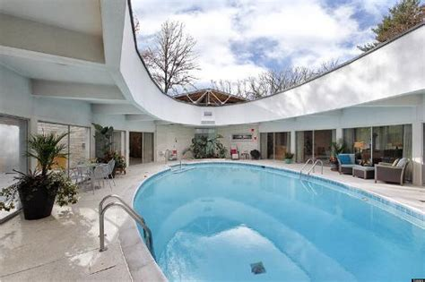 Cool Houseplans Highland Park Retractable Roof Home Is Nearly 1 4 Million