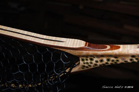 Handmade Fly Fishing Nets - nets gallery of nets sold