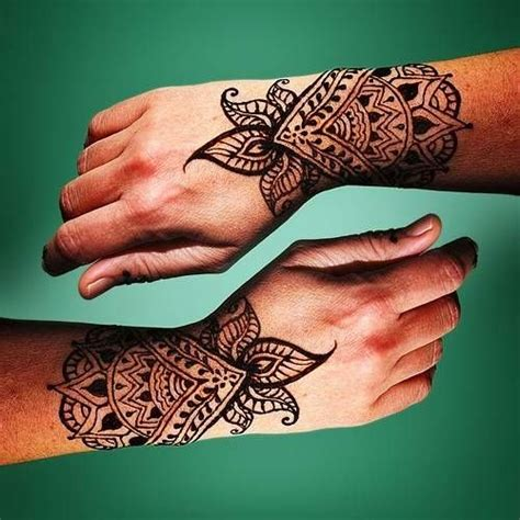henna tattoo wrist beautiful henna tattoo designs for your wrist