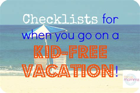 in praise of stay at home moms ebook kid free vacation checklists thrivemomma with elaine
