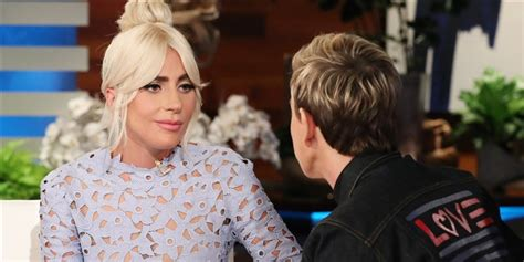 barbra streisand shallow lady gaga went back to blond right after shooting a star