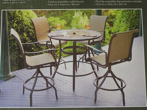 High Top Outdoor Patio Furniture High Top Patio Furniture Clearance Chicpeastudio
