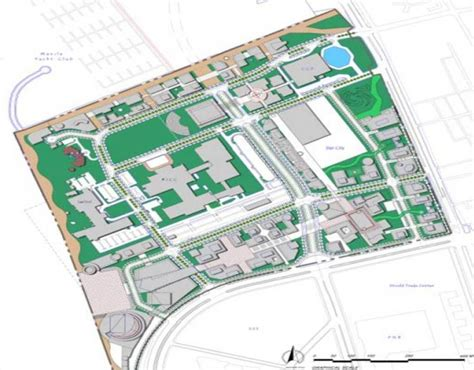 land layout design rules complex development cultural center of the philippines