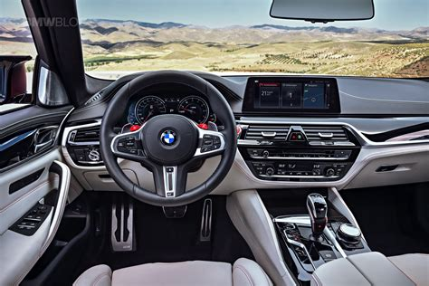 bmw interior premiere 2018 bmw m5 600 hp and awd