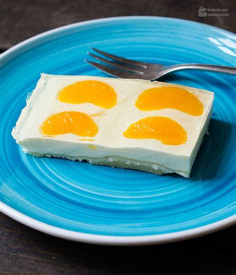 schmand mandarinen kuchen blech mandarinen schmand kuchen vom blech madame cuisine