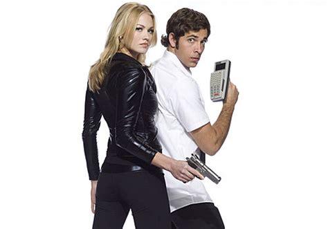 caf礙 2 stagione ロサンゼルスで海外ドラマ 毒 視聴録 全米が嘆願 chuck チャック を救え