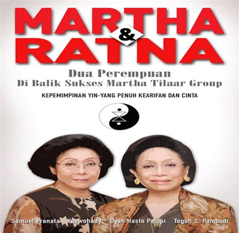 Martha Ratna Dua Perempuan Di Balik Kesuksesan Martha Tilaar Martha Tilaar Peluncuran Buku Martha Ratna Dua