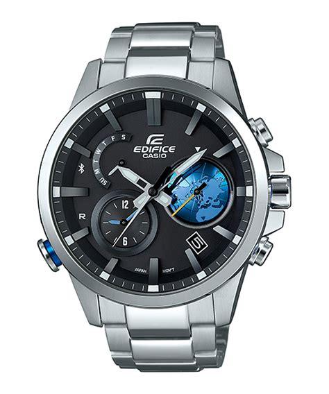 Jam Tangan Casio Edifice Eqb 500rbk 1a Original eqb 600d 1a2 smartphone link edifice timepieces casio