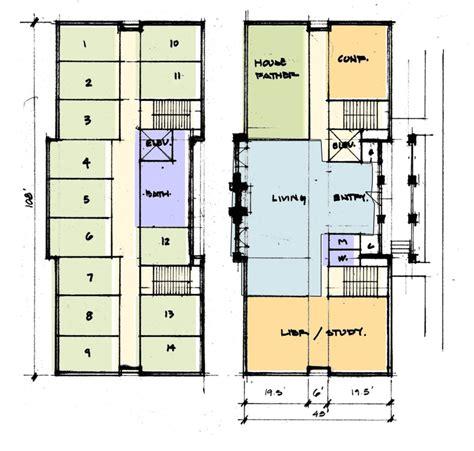 sorority house floor plans 100 sorority house floor plans greek housing u2014