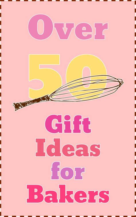 gift ideas for bakers christmas gift ideas pinterest