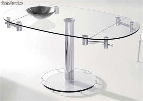comedor ovalado extensible mesa de comedor ovalada extensible cristal le mans