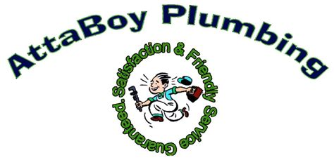Attaboy Plumbing by Attaboy Plumbing Incorporated In Zachary Attaboy