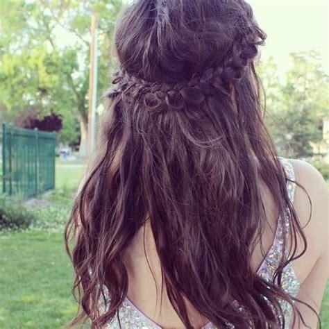 hairstyles prom tutorial prom hair tutorial hair pinterest prom hair crown