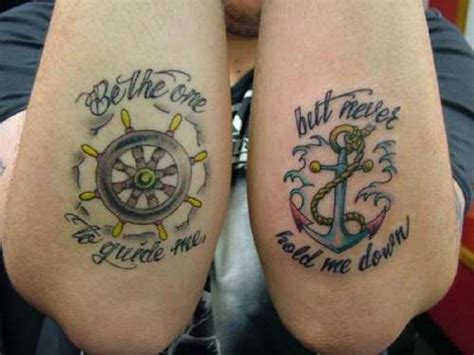 anchor down tattoo sailor jerry wheel design anchor and wheel tattoos
