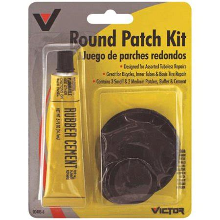 victor tire rubber patch kit  bittorrentmystery