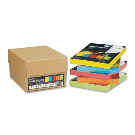 colored copy paper wausau paper astrobrights copy paper 1250