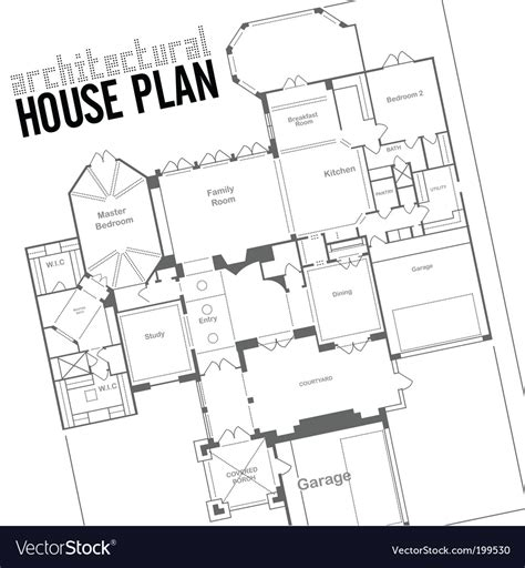 house plan vector background royalty free stock images image 4646979 house plan royalty free vector image vectorstock