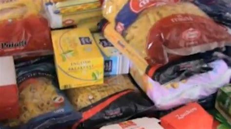 banco alimentare sicilia colletta alimentare oltre 400 tonnellate di alimenti