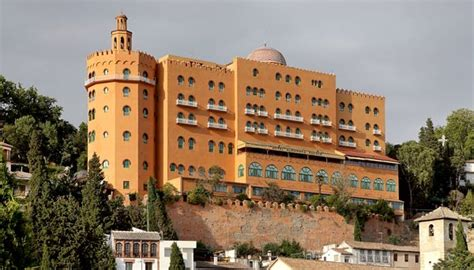 Luxury Hotel in Granada   5* Hotel Alhambra Palace