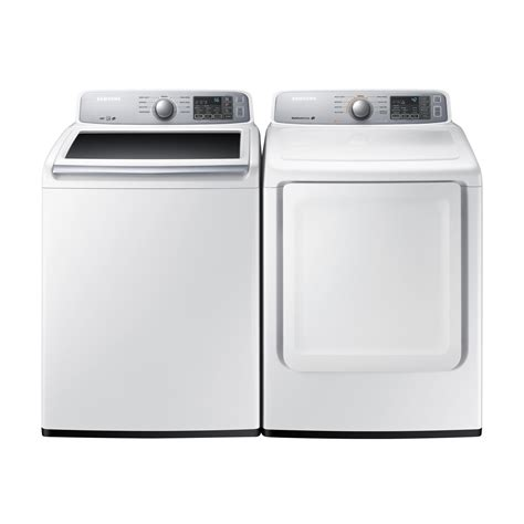 samsung washer and dryer set wa45h7000aw dv45h7000ew ac