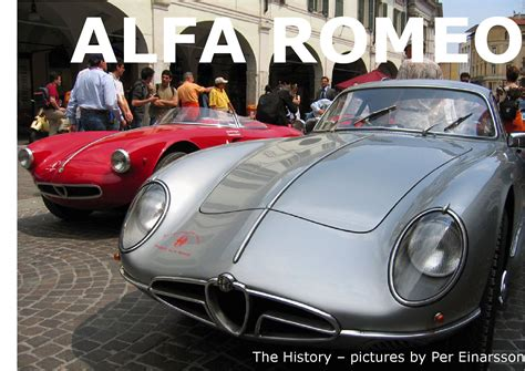 history of alfa romeo by per einarsson issuu