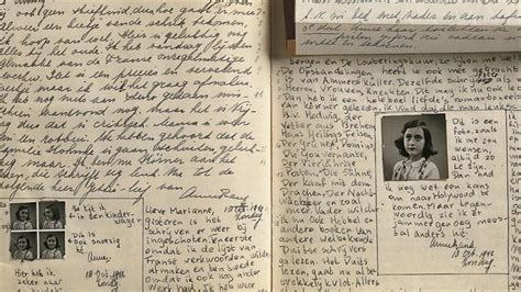 anne frank biography extract anne frank the diary biography com
