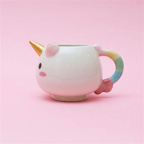 Cat Garden Decor by Elodie Unicorn Mug Smoko