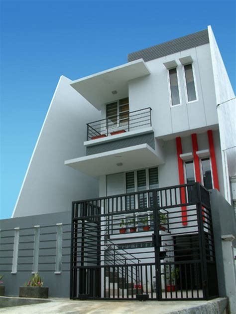 front of the house minimalist design bookmark 14163