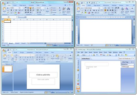What S The Version Of Microsoft Office Software S And S Microsoft Office 2007 Version