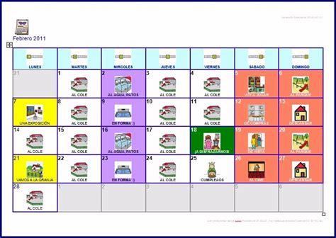 Generar Calendario Inform 225 Tica Para Educaci 243 N Especial Otra Herramienta