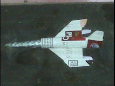 membuat mainan dari kardus rokok mainan pesawat dari bungkus rokok youtube