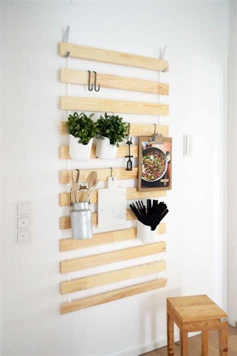 Kitchen Cabinets Organizer Ideas by Ikea Hack Diy Utensilo Mit Lattenrost Sultan Lade