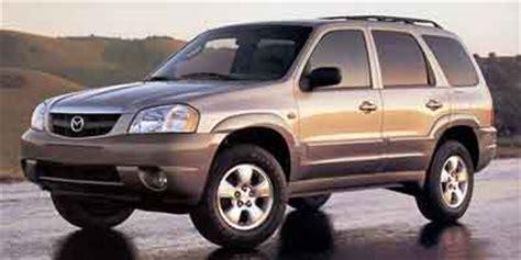 mazda jeep 2002 2001 2002 mazda tribute recalled for hazard sound