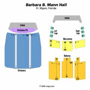 barbara b mann performing arts hall