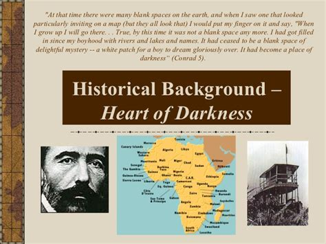 theme of heart of darkness slideshare iv heart of darkness