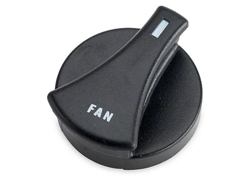 Fan Knob by Opr Mustang Hvac Knob Fan 17185 87 89 All