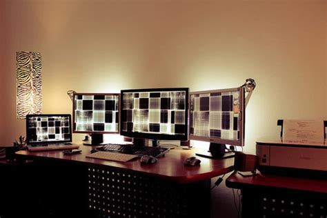 Home Office Lighting by How To Create The Home Office Lighting Setup