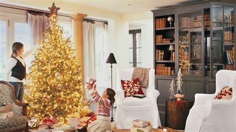 christmas decorations to make at home for free 100 fresh christmas decorating ideas southern living