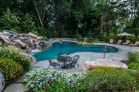 Photo Gallery of Swimming Pools, Ponds, Fountains