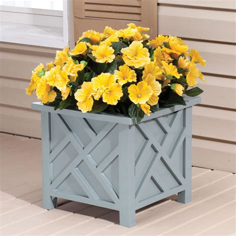 Chippendale Planters by Slate Chippendale Planter Plant Containers Large