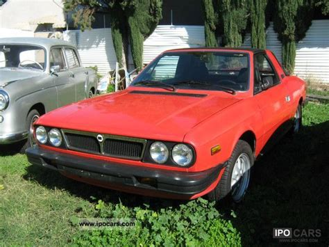 1982 lancia zagato car photo and specs