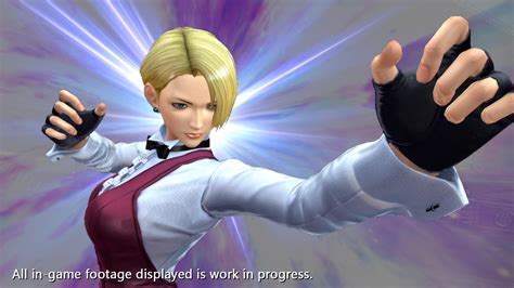 Kaset Ps4 The King Of Fighters Xiv ps4 exclusive the king of fighters xiv gets new 1080p screenshots showing characters in