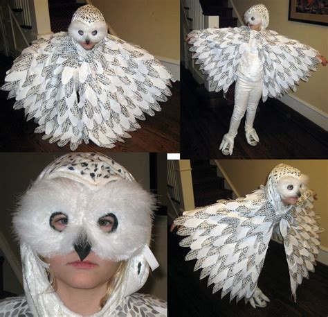 Handmade Owl Costume - 17 best ideas about owl costumes on baby owl