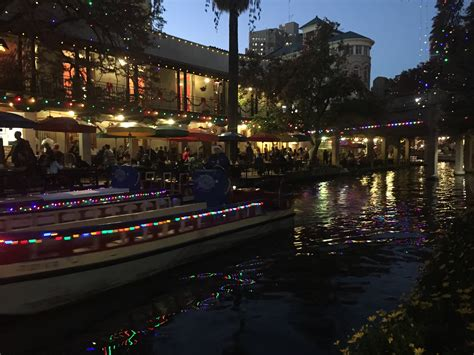 san antonio lights riverwalk san antonio lights on the river walk