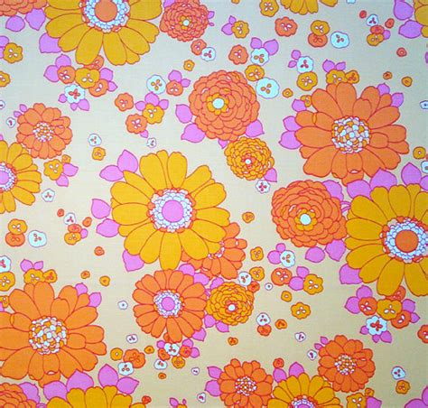 70s upholstery fabric retro vintage 70s fabric