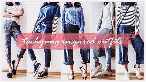 kim taehyung clothes i dressed like kim taehyung bts v for a week youtube