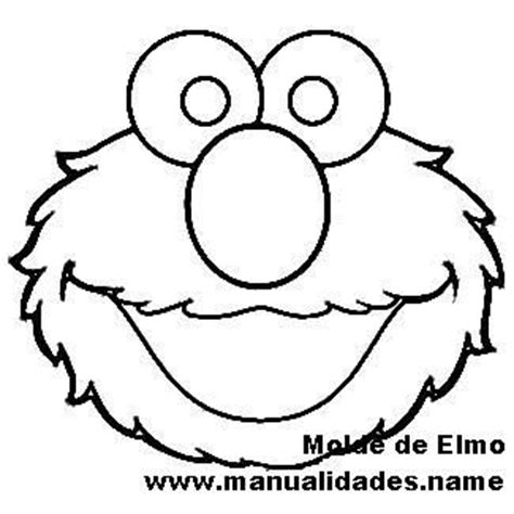 elmo template the draw and royal icing templates on